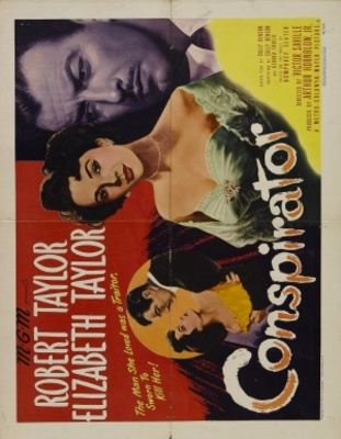 Conspirator movie poster (1949) poster MOV_f377b7be