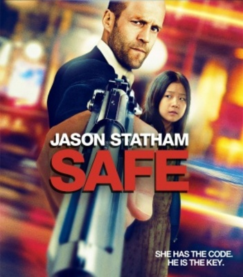 Safe movie poster (2011) poster MOV_f3793363