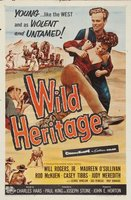 Wild Heritage movie poster (1958) picture MOV_f3811825