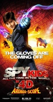 Spy Kids 4: All the Time in the World movie poster (2011) picture MOV_f381877a