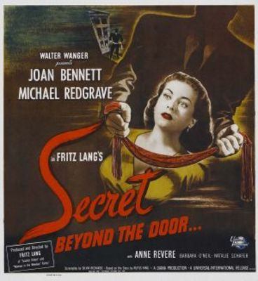 Secret Beyond the Door... movie poster (1948) poster MOV_f381ba83