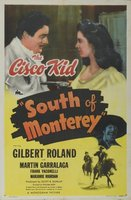 South of Monterey movie poster (1946) picture MOV_f3912a49
