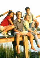 Dawson's Creek movie poster (1998) picture MOV_f397664a