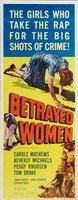 Betrayed Women movie poster (1955) picture MOV_f397dbcb