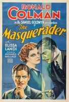 The Masquerader movie poster (1933) picture MOV_f39be603