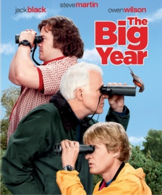 The Big Year movie poster (2011) poster MOV_f39bf890