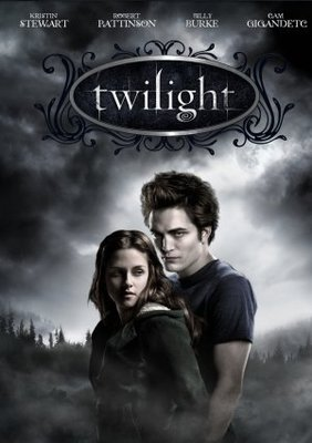 Twilight movie poster (2008) poster MOV_f39eb1c0
