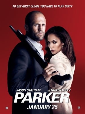 Parker movie poster (2013) poster MOV_f3a34fbd