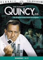 Quincy M.E. movie poster (1976) picture MOV_f3a8c36f