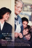 Mrs. Doubtfire movie poster (1993) picture MOV_f3a8c82c