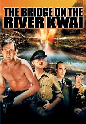 The Bridge on the River Kwai movie poster (1957) poster MOV_f3b0d7c7