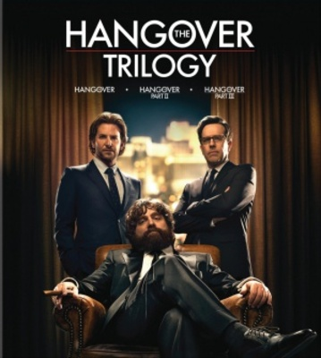 The Hangover Part III movie poster (2013) poster MOV_f3b1d2eb