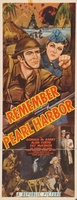 Remember Pearl Harbor movie poster (1942) picture MOV_f3b544da