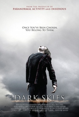 Dark Skies movie poster (2013) poster MOV_f3bc97e4