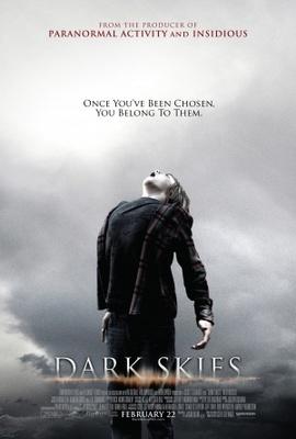Dark Skies movie poster (2013) poster MOV_f3bc97e4