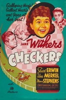 Checkers movie poster (1937) picture MOV_f3bc9aa2