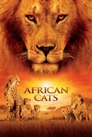 African Cats movie poster (2011) picture MOV_f3bdf2a1