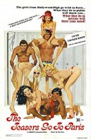 The Teasers Go to Paris movie poster (1978) picture MOV_f3be4650