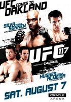 Countdown to UFC 117 movie poster (2010) picture MOV_f3c1187b