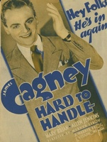 Hard to Handle movie poster (1933) picture MOV_f3c837bb