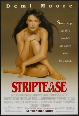 Striptease movie poster (1996) poster MOV_f3cc21e4