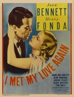 I Met My Love Again movie poster (1938) picture MOV_0c15e381