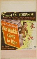 Mr. Winkle Goes to War movie poster (1944) picture MOV_f3dacf9e