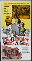 The Gambler Wore a Gun movie poster (1961) picture MOV_f3df77e4