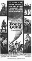 Forty Guns movie poster (1957) picture MOV_f3e19cfd