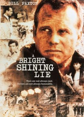 A Bright Shining Lie movie poster (1998) poster MOV_f3e47f05
