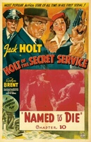 Holt of the Secret Service movie poster (1941) picture MOV_061ccf0e