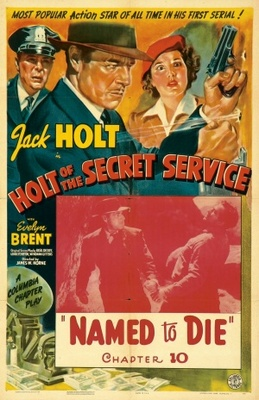 Holt of the Secret Service movie poster (1941) poster MOV_f3e5e39f