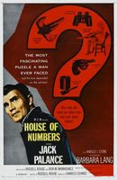 House of Numbers movie poster (1957) picture MOV_f3e9a7a6