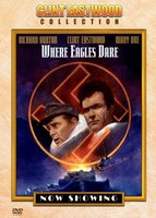 Where Eagles Dare movie poster (1968) picture MOV_f3eb6347