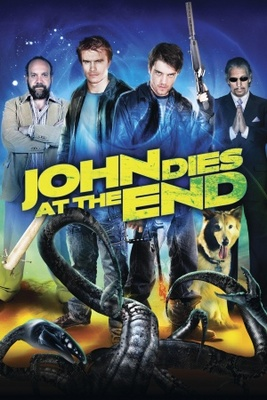 John Dies at the End movie poster (2012) poster MOV_f3f08143