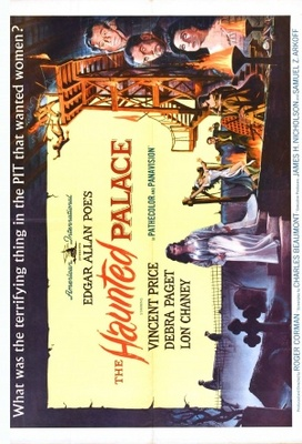 The Haunted Palace movie poster (1963) poster MOV_f3f187b6