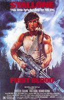 First Blood movie poster (1982) picture MOV_f3f200d7