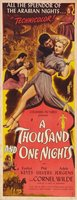 A Thousand and One Nights movie poster (1945) picture MOV_f3f3717a