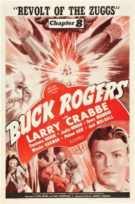 Buck Rogers movie poster (1939) poster MOV_f3f51fac