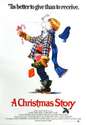 A Christmas Story movie poster (1983) poster MOV_f403ee6d