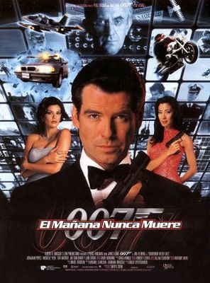 Tomorrow Never Dies movie poster (1997) poster MOV_f40a5388