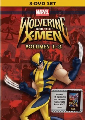 Wolverine and the X-Men movie poster (2008) poster MOV_f40ecb37