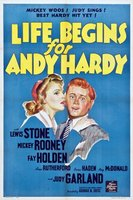 Life Begins for Andy Hardy movie poster (1941) picture MOV_507b2d08