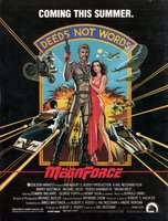 Megaforce movie poster (1982) picture MOV_f412359c