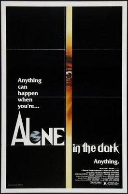 Alone in the Dark movie poster (1982) poster MOV_f4219bd0