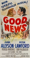 Good News movie poster (1947) picture MOV_f426a6ce
