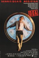 DOA movie poster (1988) picture MOV_f42b5a2f