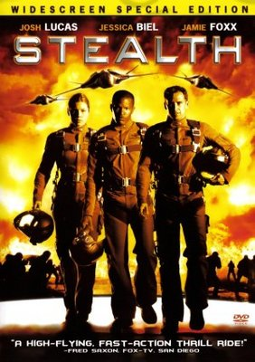 Stealth movie poster (2005) poster MOV_f42ef2db