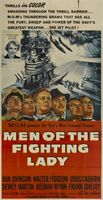 Men of the Fighting Lady movie poster (1954) picture MOV_f42feb97
