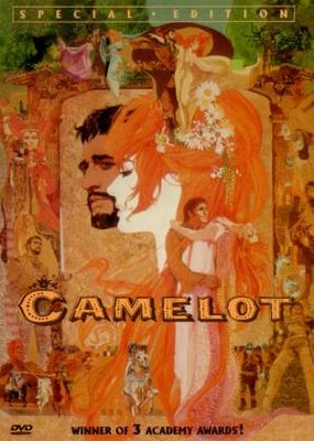 Camelot movie poster (1967) poster MOV_f439b2b9